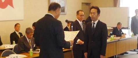 東大阪モノつくり銅賞を受賞
