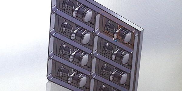 3D CAD(3次元CAD)で立体製図も実現