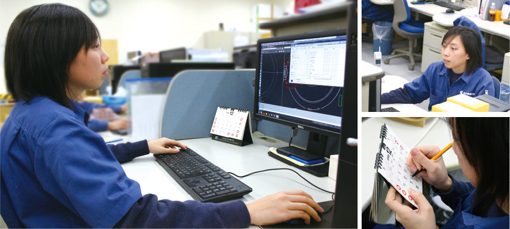 CADを駆使したモデリング技術が進化