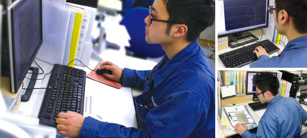 精密な3D金型設計で匠の技に挑戦